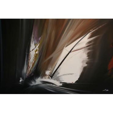 Tableau Old Race par Rémi Bertoche