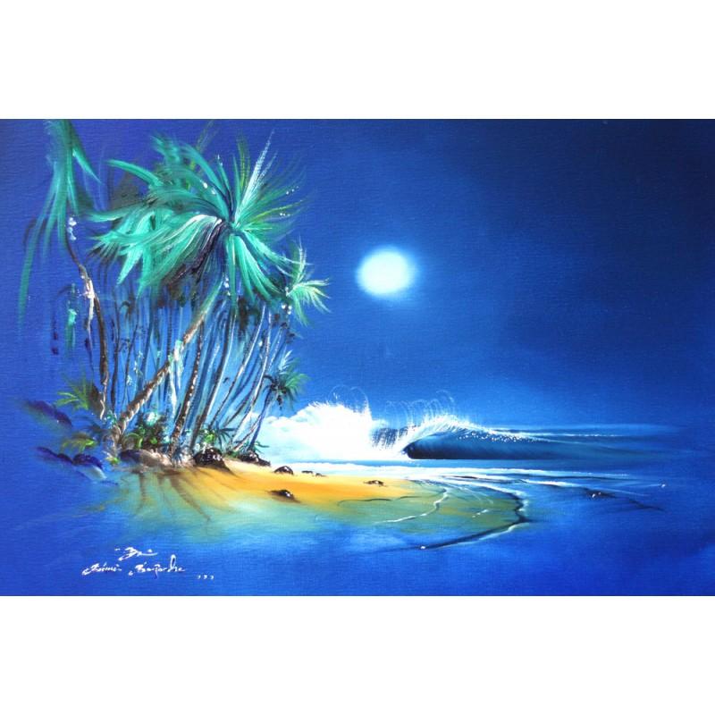Tableau blue moon second