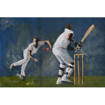 Toile imprimée Cricket