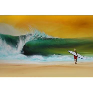 Tableau déco Classic Surf Spirit