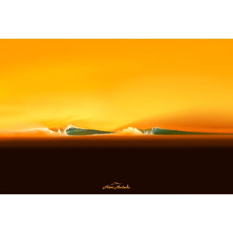 Tableau Desert Classic par Rémi Bertoche