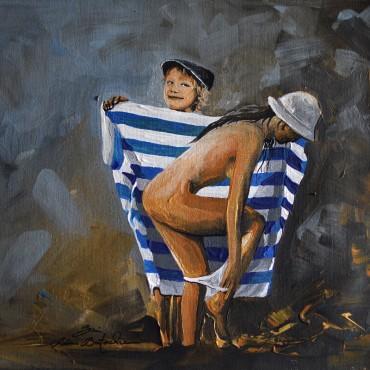 Tableau Coquin par Rémi Bertoche