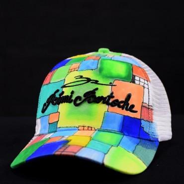 casquette personnalisée urban jungle