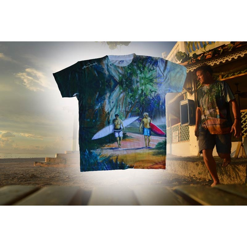 Tee shirt personnalisé Jamaica